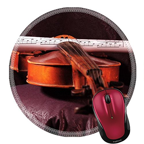 d Natural Rubber Mousepad Old violin instrument and music sheet on dark focus on notes Photo 2014567 (Free Sheet Choir)