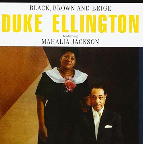 Duke Ellington Feat.Mahalia Jackson - Black, Brown And Beige + 3 Bonus Tracks [Japan CD] OTCD-5316