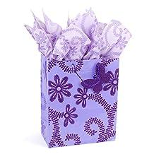 Hallmark Large Ready to Go Gift Bag (Lavender)