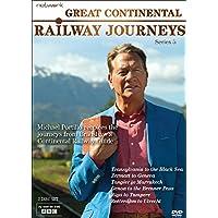 Great Continental Railway Journeys - Series 5 [DVD]