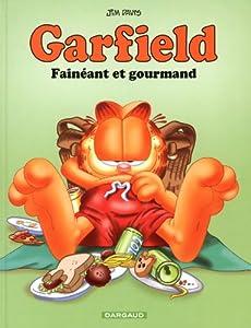 "Afficher ""Garfield n° 12<br /> Fainéant et gourmand"""