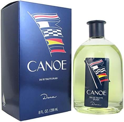 Canoe By Dana For Men. Eau De Toilette 8.0 Oz.