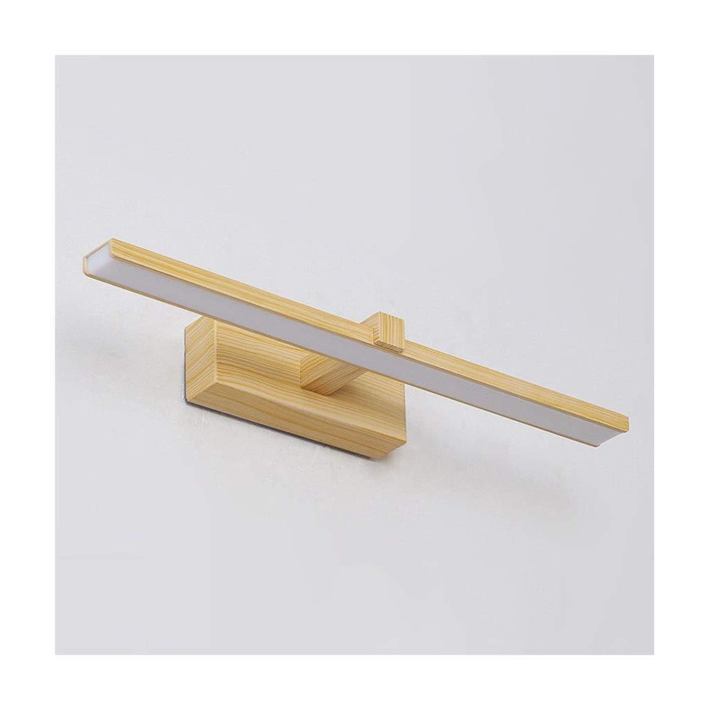 @Badezimmer Lichter Spiegel Frontleuchte LED Bad Spiegel Kabinett Spiegel Make-Up Lampe Schlafzimmer Hotel Lobby Korridor Wandleuchte Deckenleuchte (Farbe   Neutrales Licht-50cm)