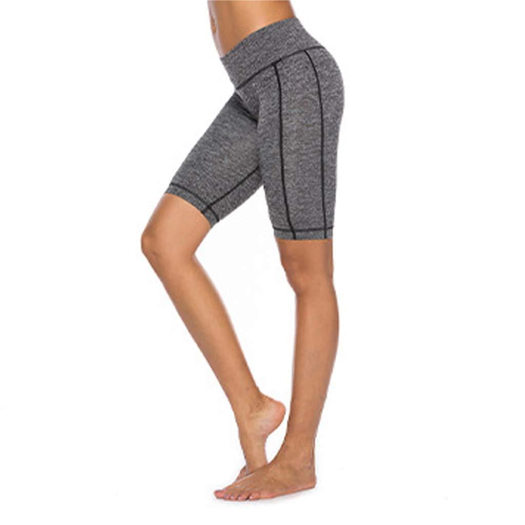 Pantalón Corto Deportivo para Mujer, Running Pantalones Cortos de ...