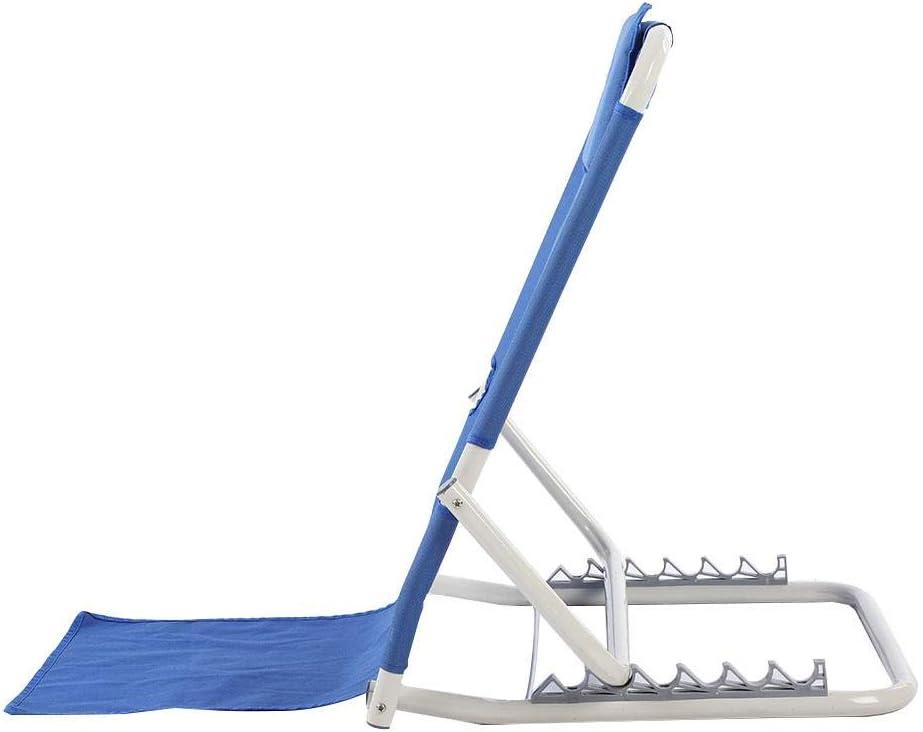 /ángulo Ajustable 40-60 /° 83 x 36 x 67 cm lyrlody Respaldo de Cama Respaldo Ligero Plegable /Ángulo Ajustable Discapacidad Asistencia m/édica para Ancianos discapacitados lesionados