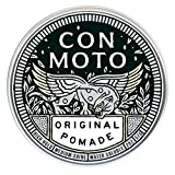 Pomade for Men – Medium Shine Finish – 2 oz Tub – Strong Hold – Styles and Repairs