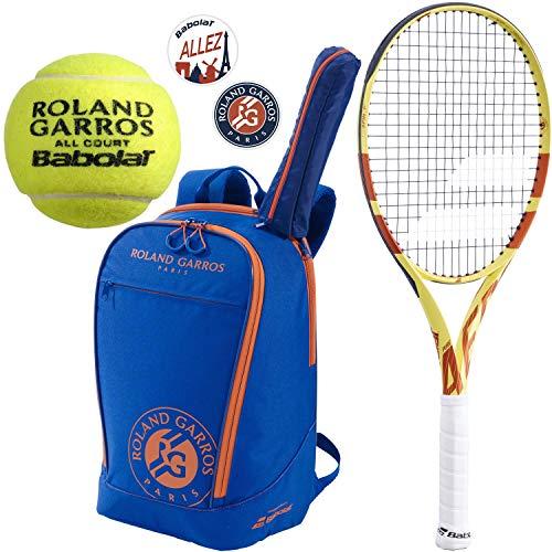 Babolat Pure Aero Lite Roland Garros Racquet (4