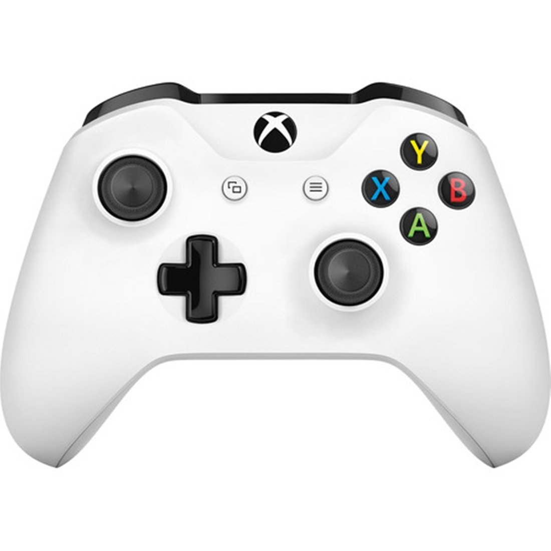 Microsoft Xbox One Wireless Video Gaming Controller, White (Certified Refurbished)