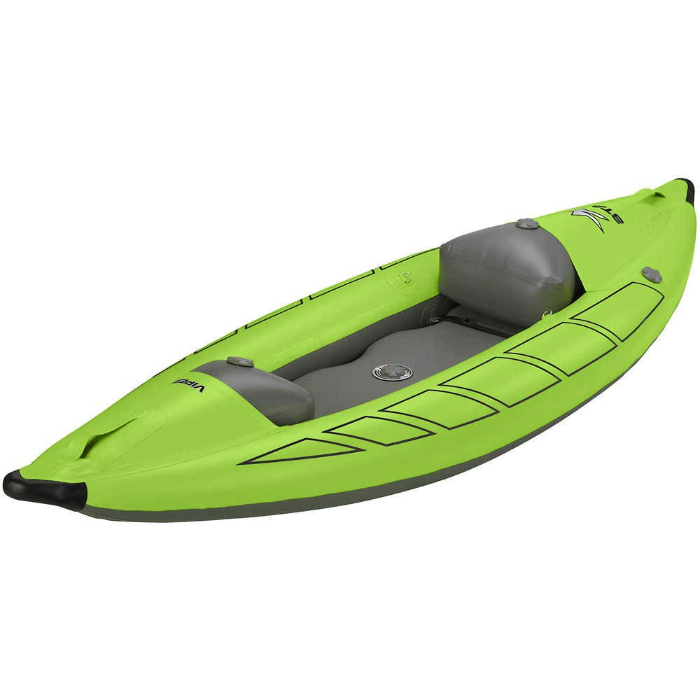 Amazon.com : Star Viper Inflatable Kayak-Lime : Sports ...