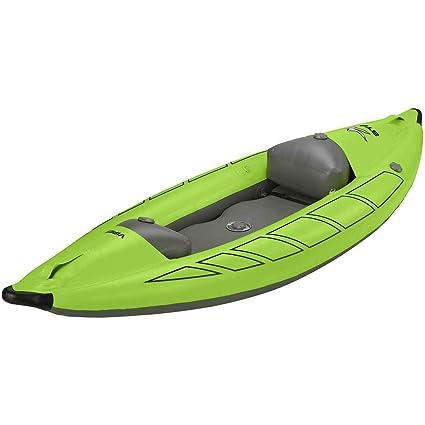 Amazon.com : Star Viper Inflatable Kayak-Lime : Sports ...