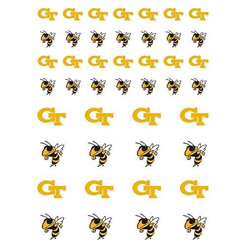 Yellow Jackets Team Logo Decal - 5