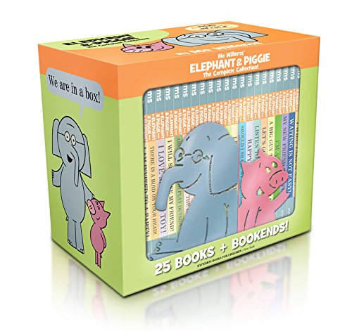 Elephant & Piggie: The Complete Collection (An Elephant & Piggie Book)