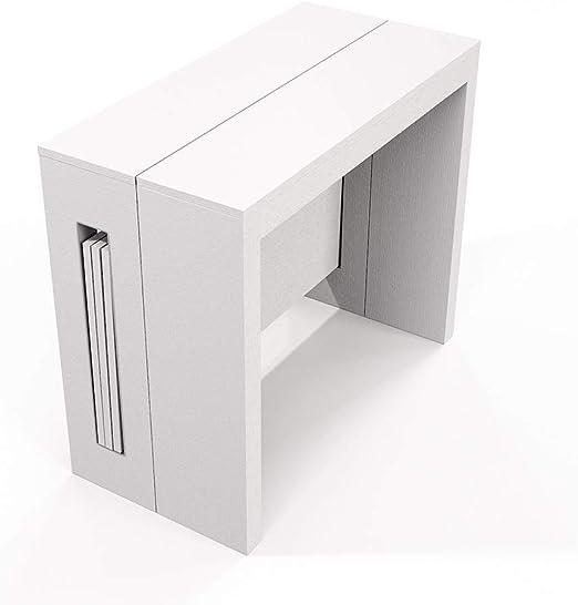 JOYSHOP s.r.l. Mesa consola transformable extensible 120 cm de ...
