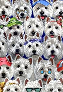 West Highland Terrier personality-lf