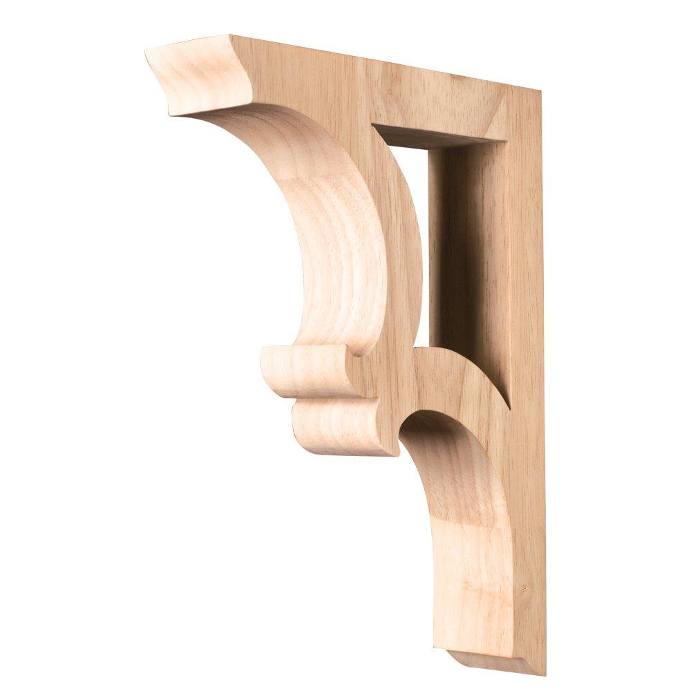 Wood Shelf Brackets ~ Homemade wooden shelf brackets ftempo