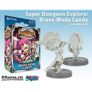 Super Dungeon Explore Brave-Mode Candy