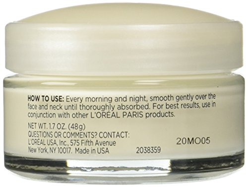 51ZQei5jTjL - L'Oreal Paris Skincare Wrinkle Expert 45+ Anti-Aging Face Moisturizer with Retino-Peptide, Non-Greasy, Suitable for Sensitive Skin, 1.7 fl. oz.
