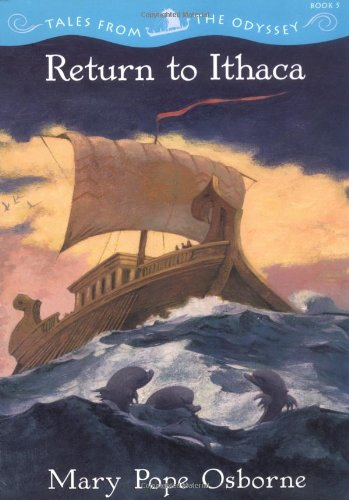 Download Tales from the Odyssey: Return to Ithaca - Book #5 pdf epub