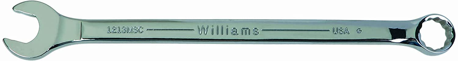 18mm JH Williams Tool Group Williams 1218MSC-TH SC 12 Point Combination Wrench