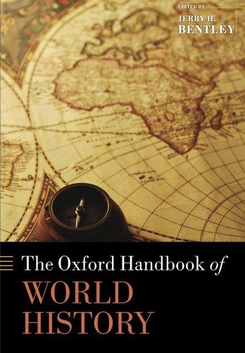 The Oxford Handbook of World History (Oxford -