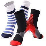 Boys Ski Socks Waterproof Sock, RANDY SUN Boys