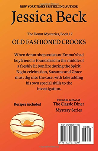 Old Fashioned Crooks (Donut Shop Mystery, Book 17)