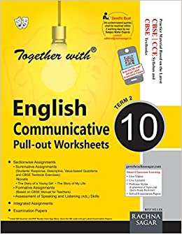 Together With English Communicative Pull - out Worksheets Term 2 - 10