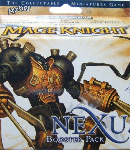 Mage Knight Nexus Booster Pack