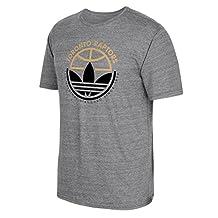 adidas AS8632 NBA Triblend Short Sleeve Tee