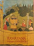 img - for Ramayana: Pahari Paintings book / textbook / text book