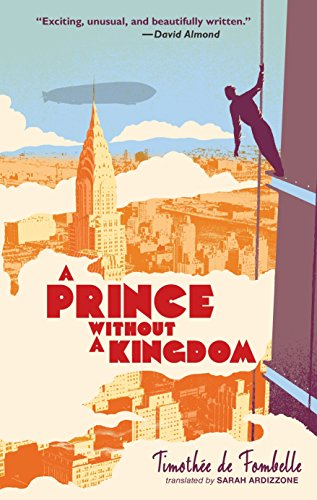 A Prince Without a Kingdom: Vango Book Two