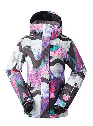 302cf9fe85 APTRO Women s Windproof Waterproof Ski Snowboarding Jacket 1803 Size S