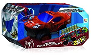 Imc Toys 550735 - Coche Spidercar Playset Transformable