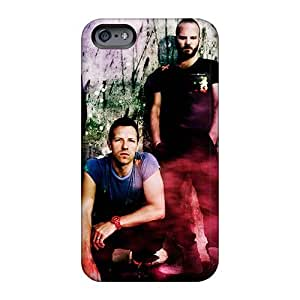 Anti-Scratch Hard Phone Cases For Iphone 6 (Muj11600Zdqv) Provide Private Custom Realistic Coldplay Band Series
