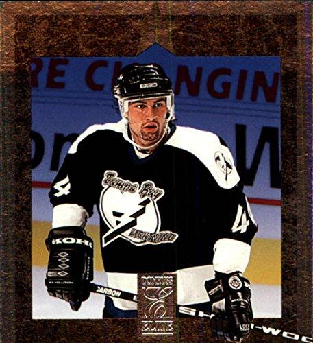 1995-96 Donruss Elite Tampa Bay Lightning Team Set 3 cards