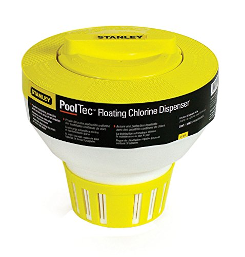 Stanley 32855 Floating Swimming Pool and Spa Chlorine Dispenser