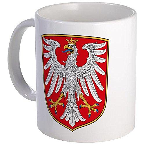 CafePress - Frankfurt Coat Of Arms Mug - Unique Coffee Mug, Coffee ()