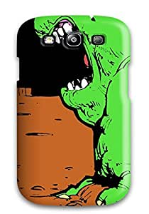 New Cute Funny Calvin And Hobbs Case Cover/ Galaxy S3 Case Cover