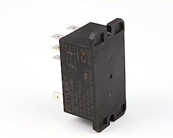 Lang 2E-30701-05 2Pole Relay 30-Amp 24-volt Alternating Current