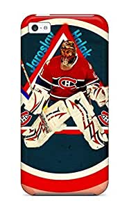 meilinF000Ultra Slim Fit Hard LeeJUngHyun Case Cover Specially Made For Iphone 5c- Montreal Canadiens (22)meilinF000