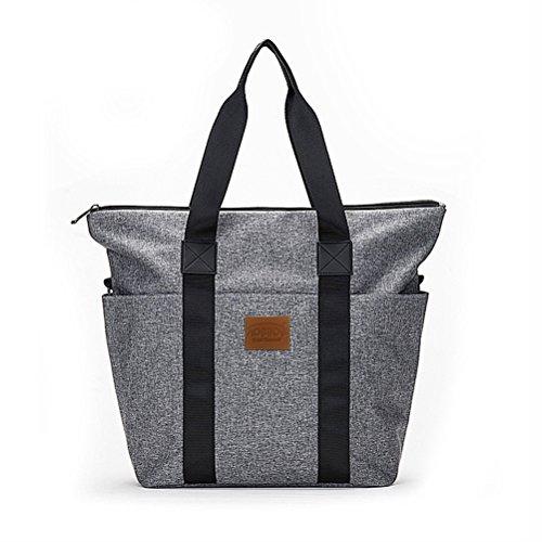 Aosbos Babytasche Wickeltasche Windeltasche Pflegetasche Mutter Handtasche Rucksack