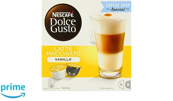 NESCAFÉ Dolce Gusto Café Ristretto, Pack de 3 x 16 Cápsulas - Total: 48 Cápsulas de Café: Amazon.es: Alimentación y bebidas