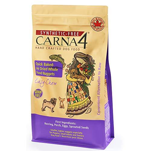 CARNA4 Fish Formula Dehydrated Dog Food Nuggets (10lb) (Fish Nuggets)