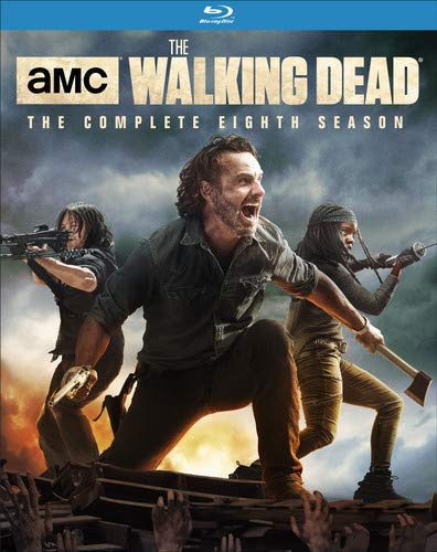 The Walking Dead: Season 8 [Blu-ray]