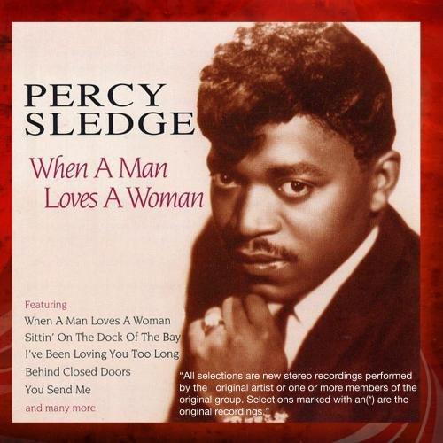 Percy sledge when a man loves a woman amazon. Com music.