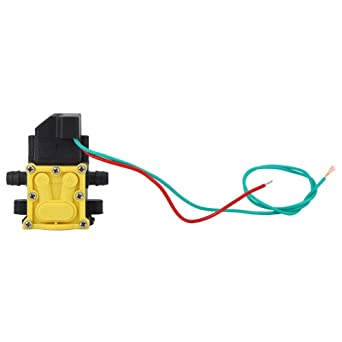 Garden Self-priming Pump Electric Sprayer Accessory Diaphragm Pressure Pump 12V