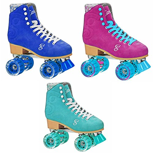 Roller Derby Candi Girl Women Colorful Roller Skates – DiZiSports Store