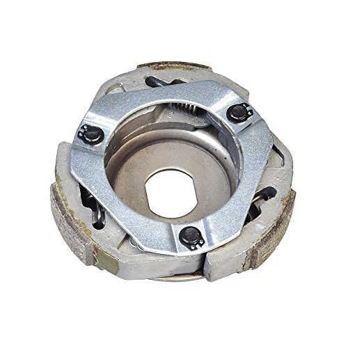 AlveyTech 125cc - 150cc Scooter Clutch Shoe Assembly