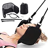 EMAPRUI Hammock for neck ,The head Hanger Portable Cervical Tractor for Relieving Pain and Relaxing Stress