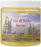Natures Light Face & Body Butter, Citrus, 8 oz